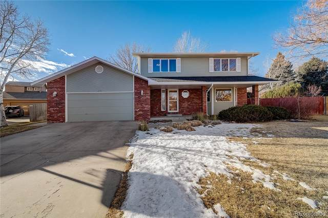 4155 W 16th Street Drive, Greeley, CO 80634 (MLS #1741539) :: Kittle Real Estate