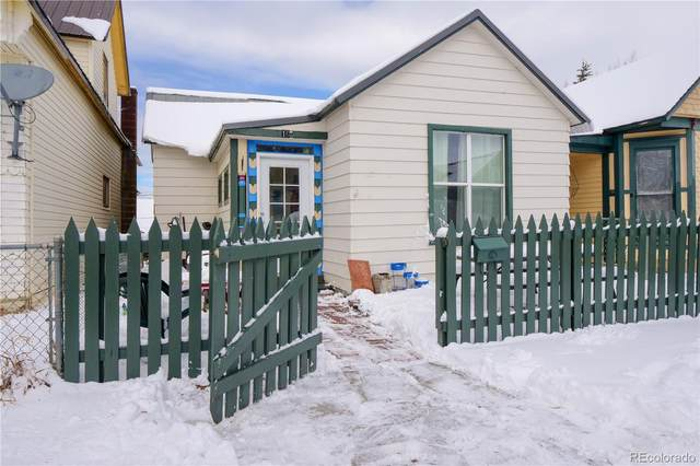106 E 10TH Street, Leadville, CO 80461 (#1741867) :: iHomes Colorado