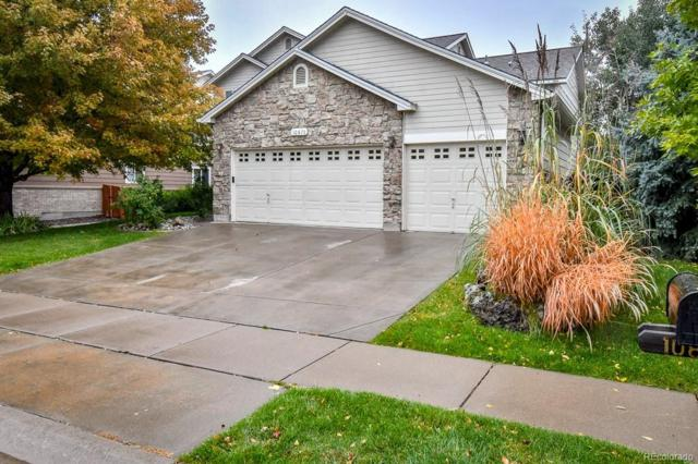 10876 W 55th Lane, Arvada, CO 80002 (#1742027) :: The HomeSmiths Team - Keller Williams