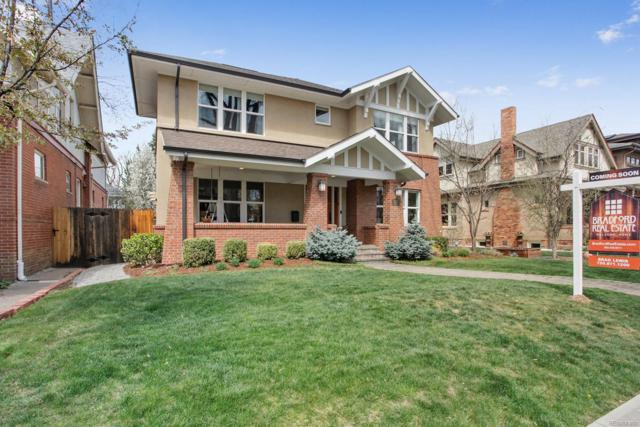 925 S Race Street, Denver, CO 80209 (#1742029) :: Mile High Luxury Real Estate