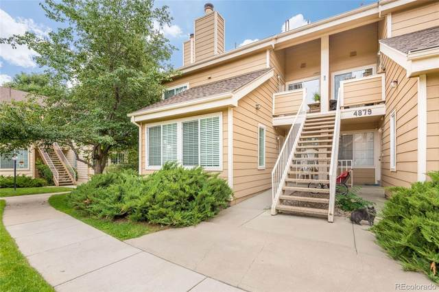 4879 White Rock Circle F, Boulder, CO 80301 (#1742323) :: The Dixon Group