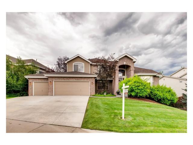 18054 E Alamo Drive, Centennial, CO 80015 (MLS #1742668) :: 8z Real Estate