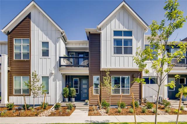 10115 E 59th Avenue, Denver, CO 80238 (#1742962) :: The Heyl Group at Keller Williams