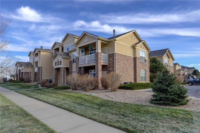 5765 N Genoa Way 1-103, Aurora, CO 80019 (MLS #1743481) :: The Sam Biller Home Team