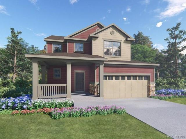 8217 S Trails Edge Way, Centennial, CO 80112 (#1743488) :: The Peak Properties Group