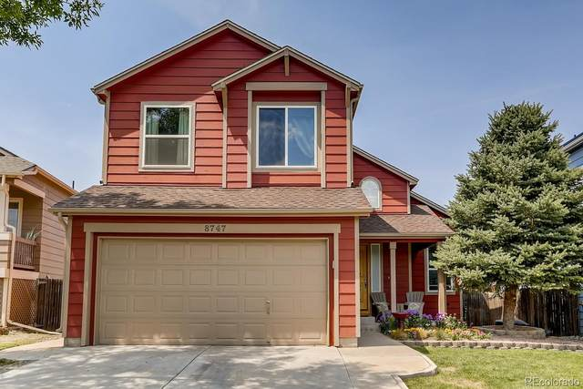 8747 Rosebud Place, Parker, CO 80134 (#1743874) :: The Margolis Team