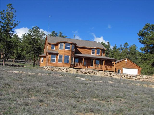 3542 Campfire Road, Hartsel, CO 80449 (MLS #1743963) :: Kittle Real Estate