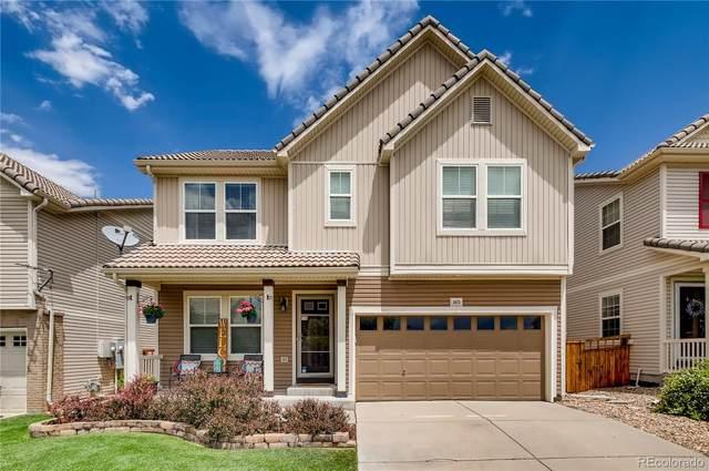 3675 Dinosaur Street, Castle Rock, CO 80109 (MLS #1743974) :: 8z Real Estate