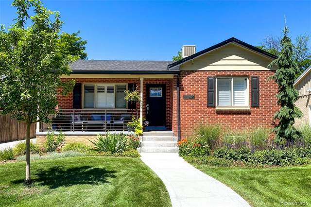 821 Leyden Street, Denver, CO 80220 (#1744158) :: Berkshire Hathaway HomeServices Innovative Real Estate
