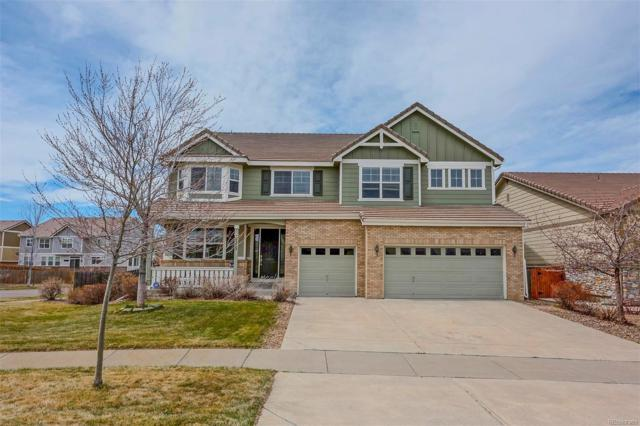 6323 S Jackson Gap Court, Aurora, CO 80016 (#1745041) :: The HomeSmiths Team - Keller Williams
