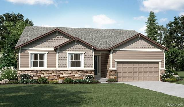 5248 Silver Hare Court, Castle Rock, CO 80104 (#1745508) :: Berkshire Hathaway HomeServices Innovative Real Estate