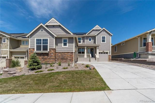 18811 W 84th Avenue, Arvada, CO 80007 (#1745558) :: The Healey Group