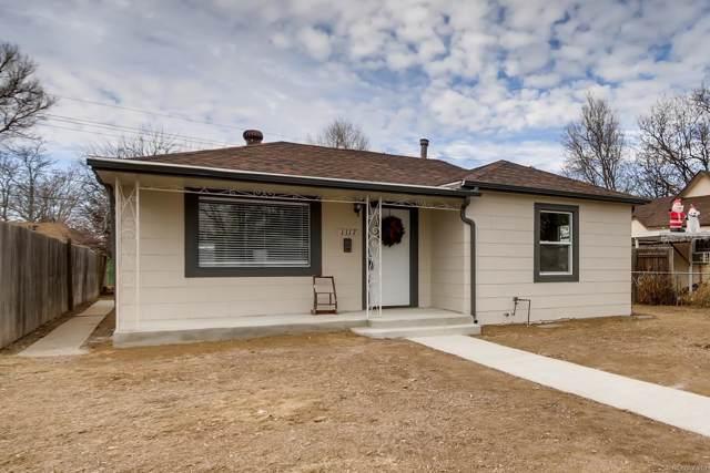 1117 Macon Street, Aurora, CO 80010 (MLS #1745863) :: Keller Williams Realty