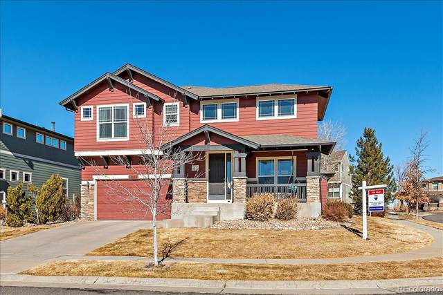 13551 W 86th Circle, Arvada, CO 80005 (#1746325) :: iHomes Colorado