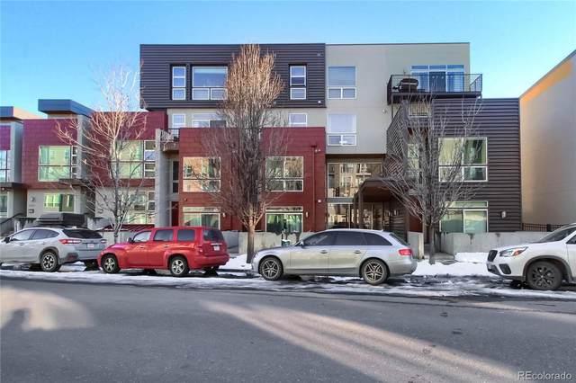2650 W Front View #302, Denver, CO 80211 (MLS #1746486) :: 8z Real Estate