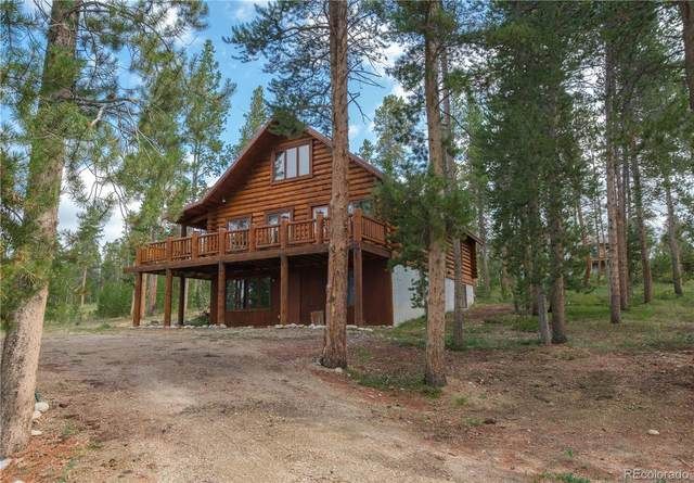 604 County Road 8304, Fraser, CO 80442 (MLS #1746624) :: Clare Day with Keller Williams Advantage Realty LLC