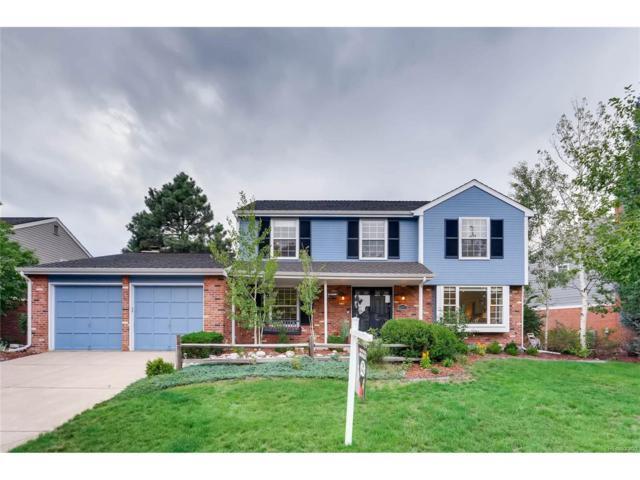 6400 E Jamison Circle, Centennial, CO 80112 (MLS #1746635) :: 8z Real Estate