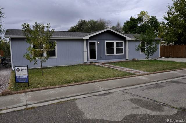 132 Crest, Log Lane Village, CO 80705 (#1746729) :: Colorado Home Finder Realty