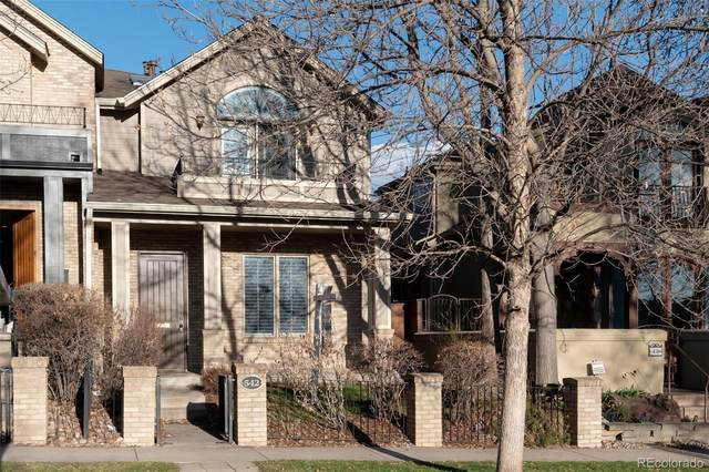 542 Milwaukee Street, Denver, CO 80206 (#1746823) :: The DeGrood Team
