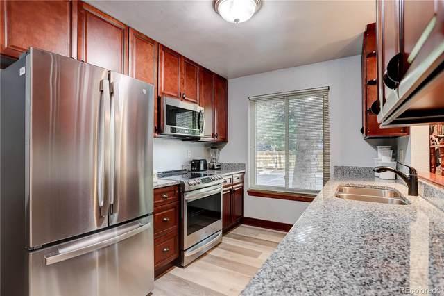 1111 S Garrison Street #102, Lakewood, CO 80232 (MLS #1746956) :: Find Colorado