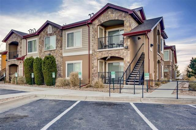 1601 Fraser Court #103, Aurora, CO 80011 (#1746985) :: The DeGrood Team