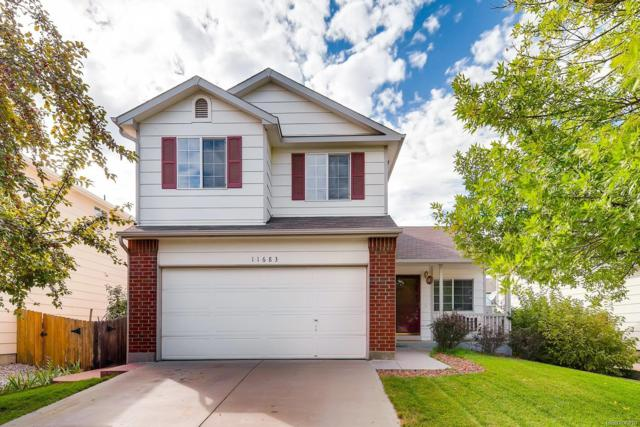 11683 Oswego Street, Commerce City, CO 80640 (#1747429) :: The Griffith Home Team