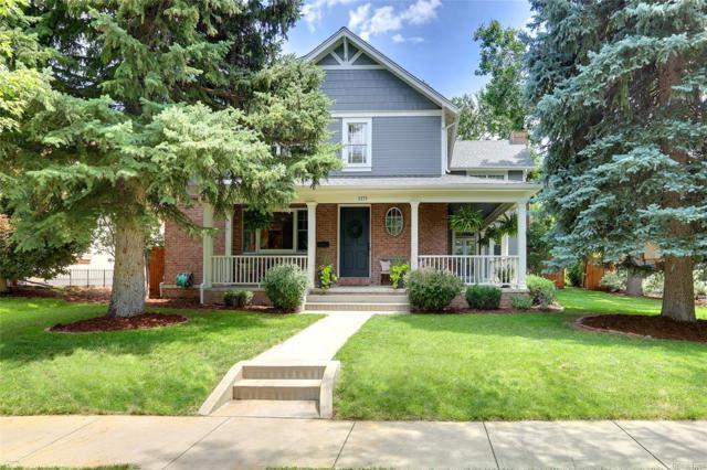 2370 S Adams Street, Denver, CO 80210 (#1747887) :: Mile High Luxury Real Estate