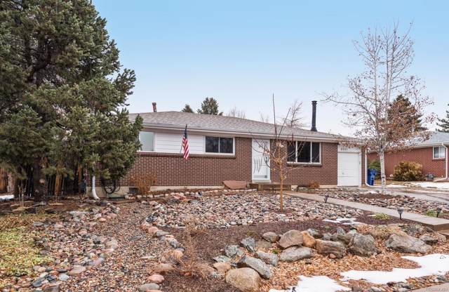 8531 E Briarwood Boulevard, Centennial, CO 80112 (#1747899) :: The Dixon Group