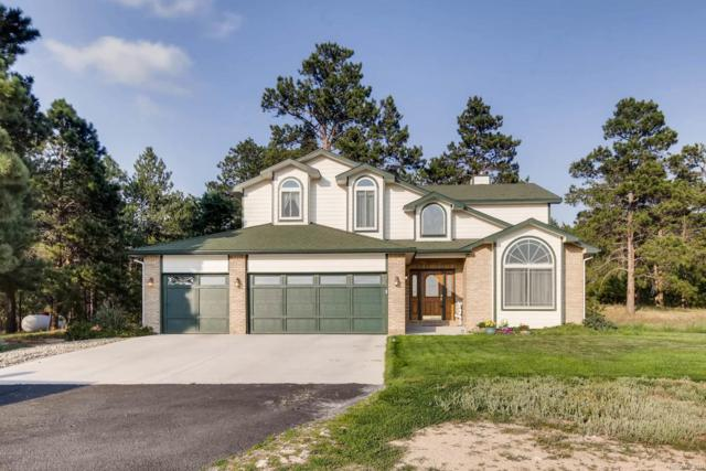 15824 El Dorado Way, Larkspur, CO 80118 (#1747926) :: The Pete Cook Home Group