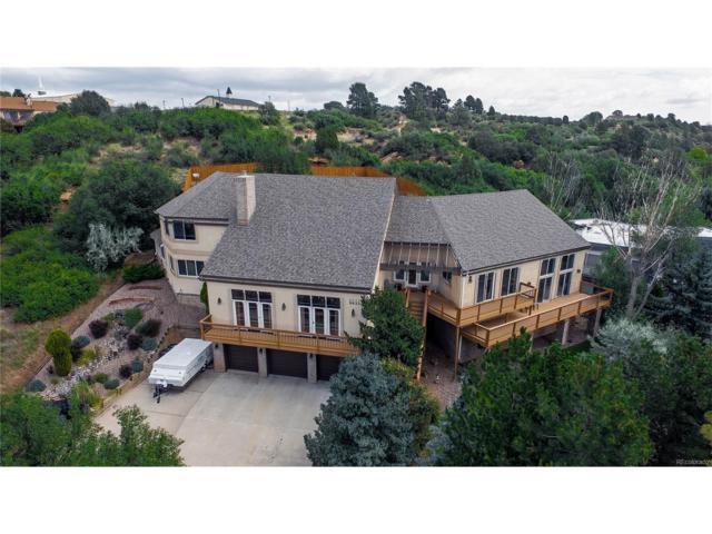 5635 Flintridge Drive, Colorado Springs, CO 80918 (MLS #1748431) :: 8z Real Estate