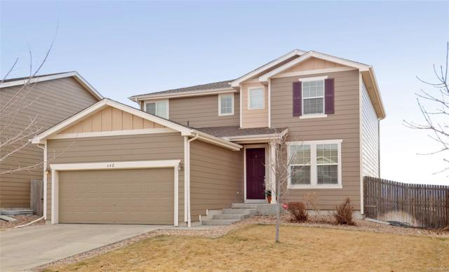 642 Lehigh Circle, Erie, CO 80516 (#1748655) :: The HomeSmiths Team - Keller Williams