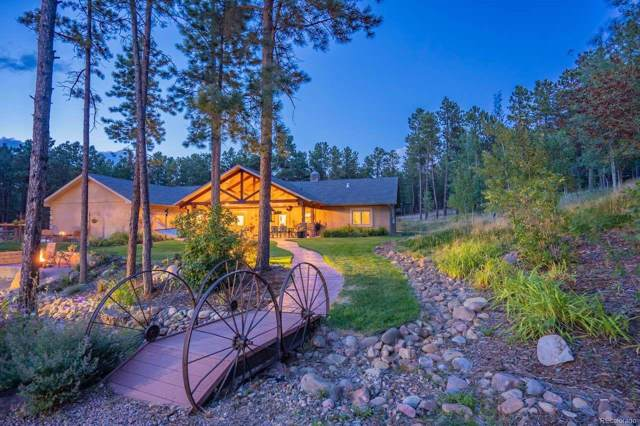 11675 Black Forest Road, Colorado Springs, CO 80908 (MLS #1748787) :: 8z Real Estate