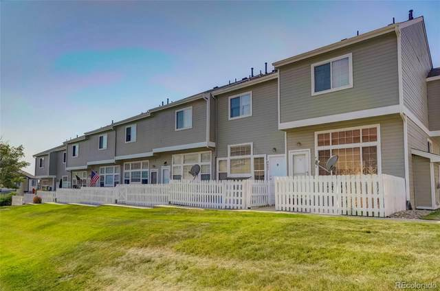 8199 Welby Road #4405, Denver, CO 80229 (#1748791) :: Realty ONE Group Five Star