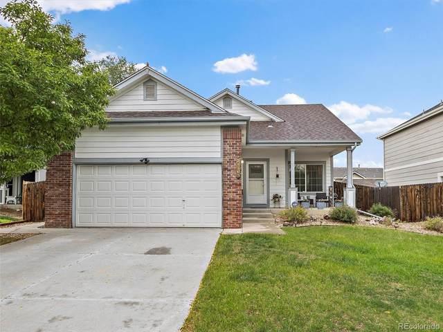 21763 E Kenyon Place, Aurora, CO 80018 (#1749292) :: Finch & Gable Real Estate Co.