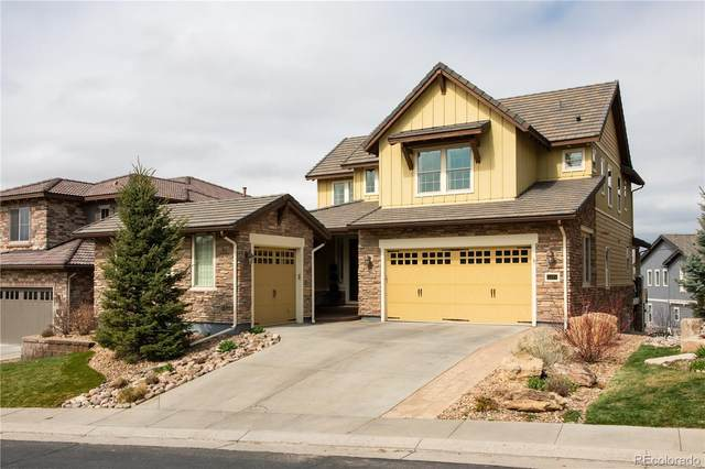 10671 Manorstone Drive, Highlands Ranch, CO 80126 (MLS #1749424) :: Wheelhouse Realty