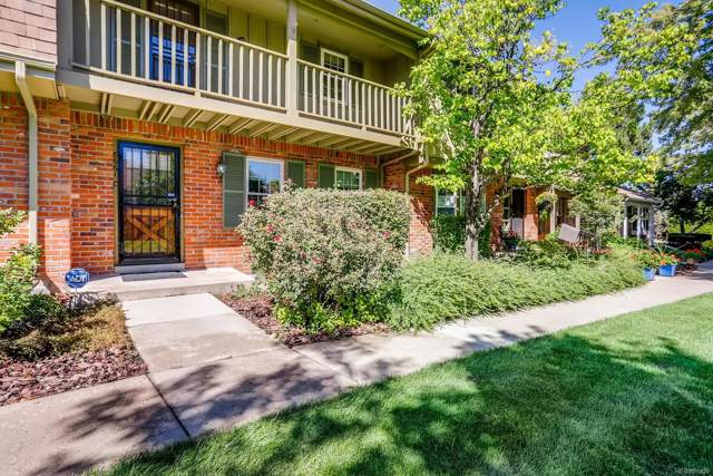 8661 E Amherst Drive C, Denver, CO 80231 (#1750372) :: 5281 Exclusive Homes Realty