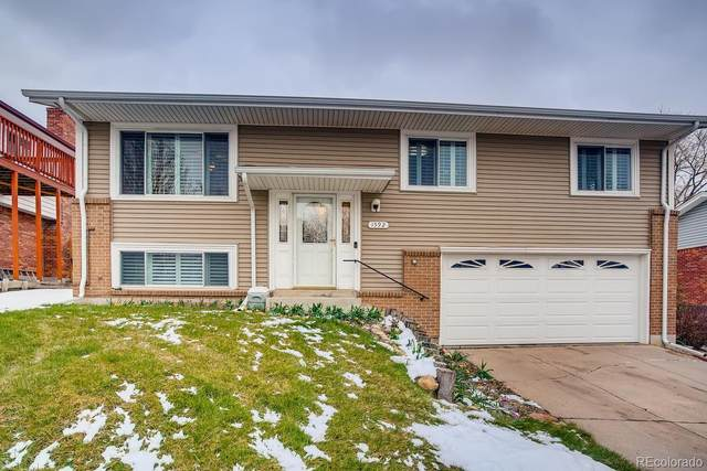 1592 S Beech Street, Lakewood, CO 80228 (#1750631) :: The Colorado Foothills Team | Berkshire Hathaway Elevated Living Real Estate