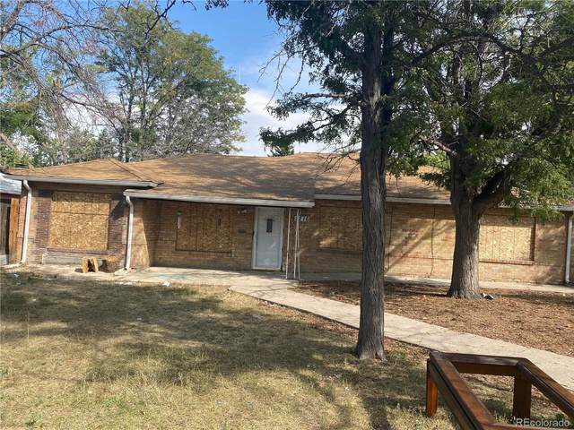 1216 Racine Street, Aurora, CO 80011 (#1751086) :: Chateaux Realty Group