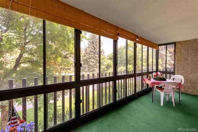 13661 E Marina Drive #206, Aurora, CO 80014 (#1751263) :: Wisdom Real Estate