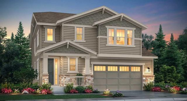 3342 Jonquil Street, Castle Rock, CO 80109 (#1751753) :: The Heyl Group at Keller Williams