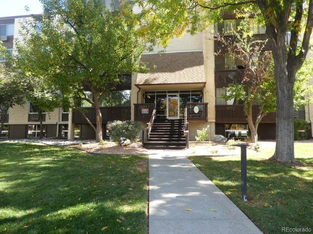 3460 S Poplar Street #105, Denver, CO 80224 (MLS #1751799) :: The Sam Biller Home Team