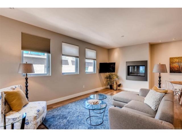 2308 S University Boulevard, Denver, CO 80210 (MLS #1751916) :: 8z Real Estate