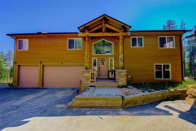 54 Creek Trail, Evergreen, CO 80439 (#1752337) :: The HomeSmiths Team - Keller Williams
