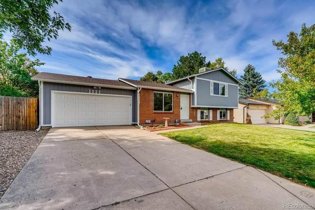 2623 S Carson Way, Aurora, CO 80014 (#1752423) :: My Home Team