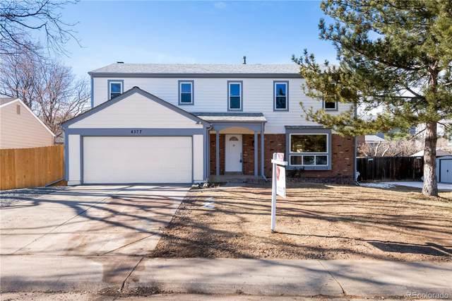 4377 S Swadley Court, Morrison, CO 80465 (MLS #1752690) :: 8z Real Estate