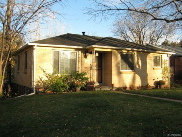 3142 S Corona Street, Englewood, CO 80113 (#1753068) :: The Gilbert Group
