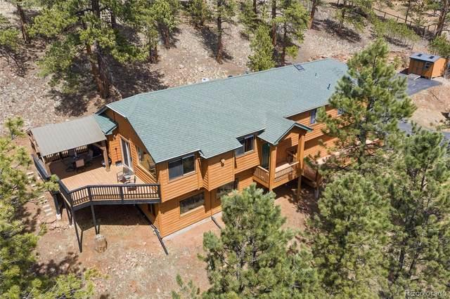 11902 S Elk Creek Road, Pine, CO 80470 (#1753644) :: The Colorado Foothills Team | Berkshire Hathaway Elevated Living Real Estate