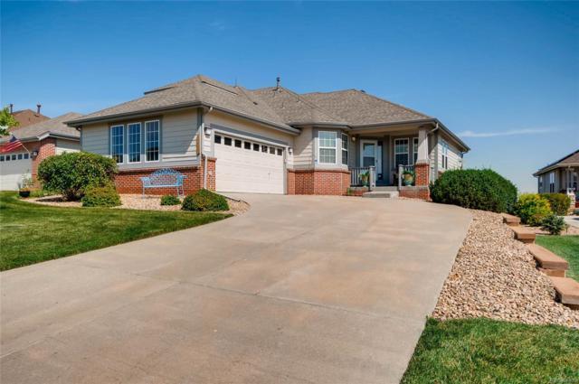 22201 E Canyon Place, Aurora, CO 80016 (MLS #1753763) :: 8z Real Estate