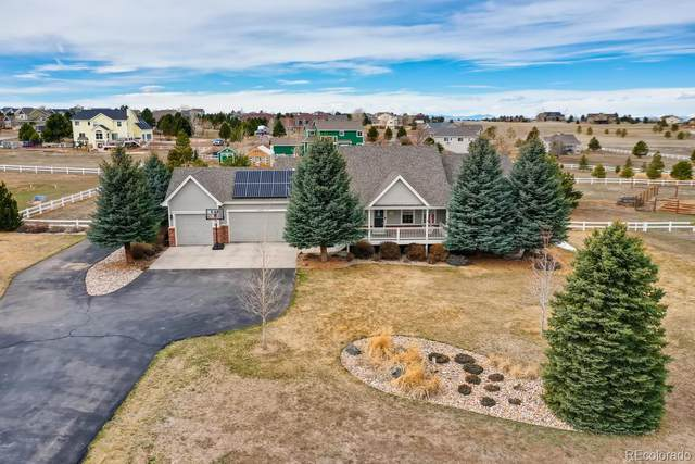 41457 Apple Field Circle, Parker, CO 80138 (#1754092) :: Keller Williams Action Realty LLC