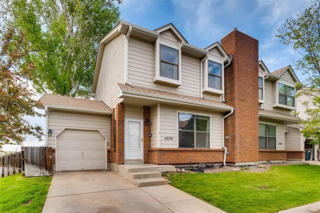 4278 W 111th Circle, Westminster, CO 80031 (#1754122) :: The Galo Garrido Group